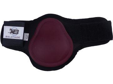 Ochraniacze treningowe Balotade Protege tylne bordowe
