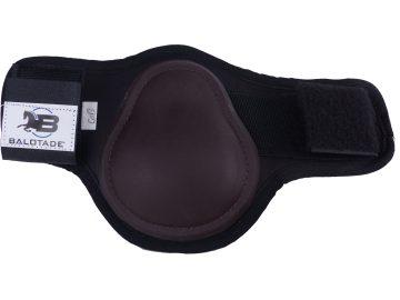 Ochraniacze treningowe Balotade Protege tylne brązowe